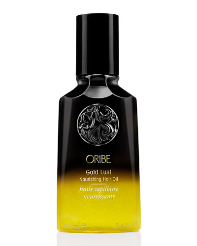 Gold Lust Nourishing Hair Oil  3.4 oz./ 100 mL