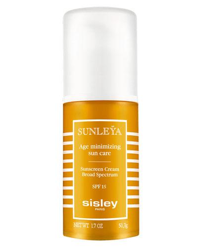 Sunleya Age Minimizing Sunscreen Cream Broad Spectrum SPF15
