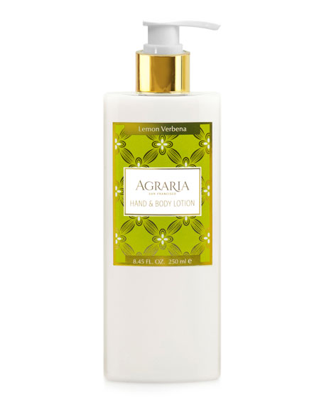 Agraria Lemon Verbena Liquid Hand Soap