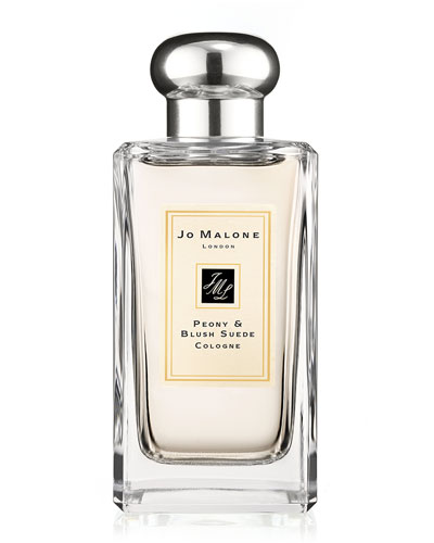 Peony & Blush Suede Cologne, 100mL