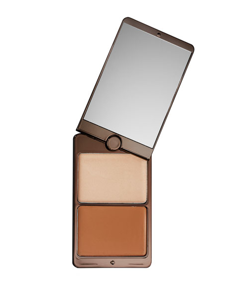 Illume Crème-to-Powder Bronzer Duo, Bronze Light
