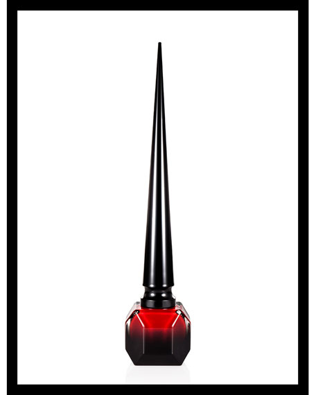 Rouge Louboutin Nail Colour