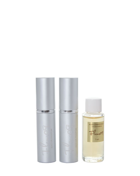 Fleur09 Travel Spray With Refill