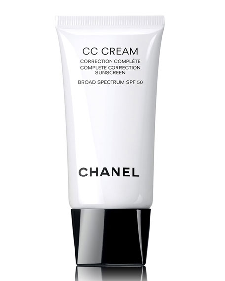 <b>CC CREAM</b><br>Complete Correction Sunscreen Broad Spectrum SPF 50, 1.0 oz.