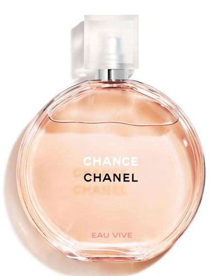 CHANEL CHANCE EAU VIVE Eau de Toilette Spray,