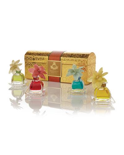 Petite Essence Collection - Santa Barbara Fragrances  4 X 1.7 oz.
