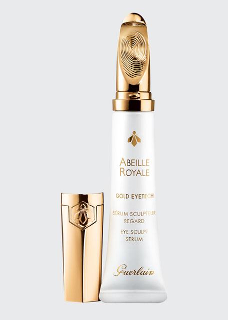Guerlain Abeille Royale Gold Eyetech Eye Sculpt Serum,
