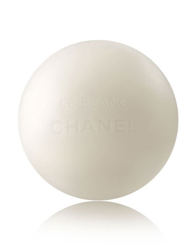 <B>LE BLANC </b><BR>Brightening Pearl Soap Makeup Remover-Cleanser 3.5 oz.
