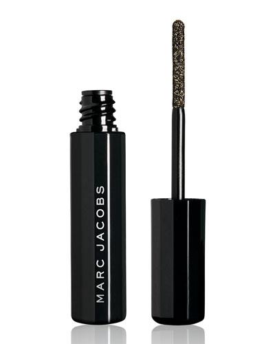 Lamé Noir Ultra-Glittering Mascara Top Coat