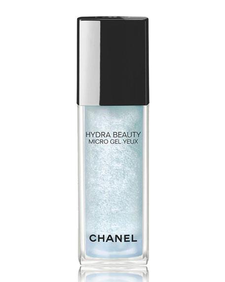 <b>HYDRA BEAUTY MICRO GEL YEUX</b><br> Intense Smoothing Hydration Eye Gel, 0.5 oz. / 15 ml