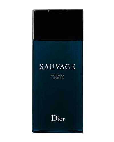 Sauvage Shower Gel  6.8 oz.