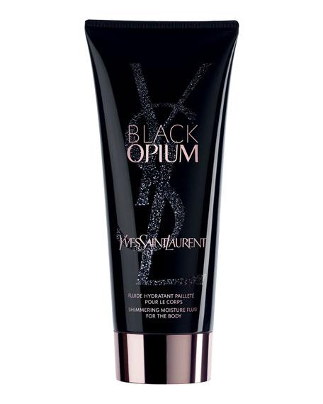 Black Opium Body Lotion, 200 mL