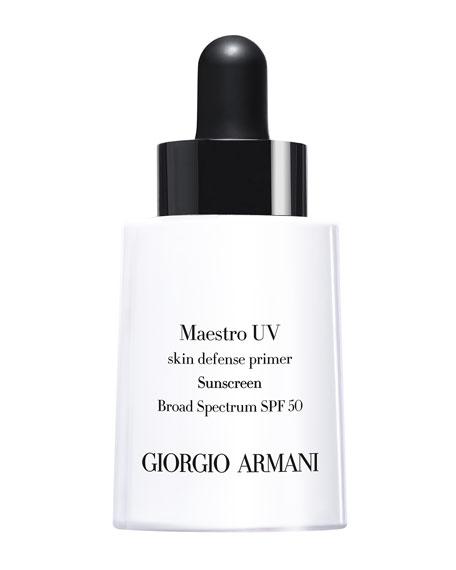 Giorgio Armani Maestro UV Skin Defense Primer Sunscreen