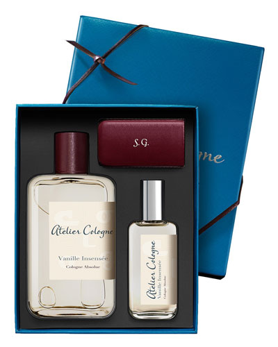 Vanille Insensée Cologne Absolue, 200 mL with Personalized Travel Spray, 30 mL