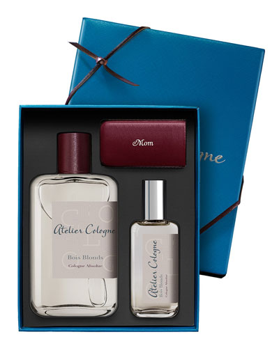 Bois Blonds Cologne Absolue, 200 mL with Personalized Travel Spray, 30 mL