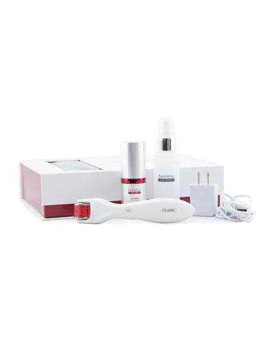 GloPRO® MicroStimulation Facial Tool & HydraGLO™ Serum, 15 mL