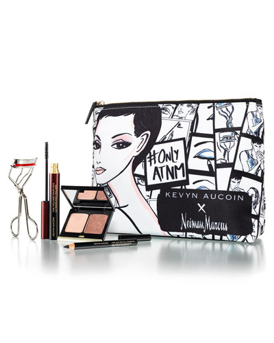 The Art of Makeup: Essential Face & Eye Palette