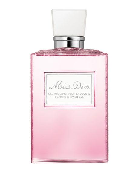 Miss Dior Foaming Shower Gel, 6.8 oz.