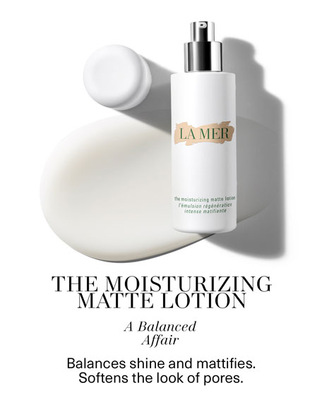 The Moisturizing Matte Lotion