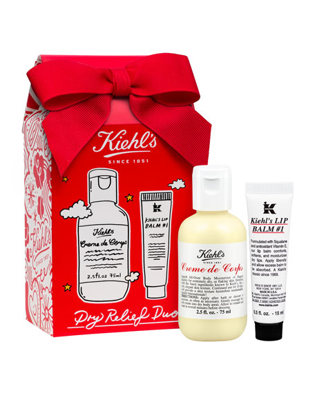 Limited Edition Kate Moross Collection Dry Relief Duo