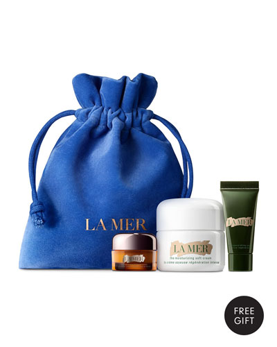 Yours with any $500 La Mer Purchase