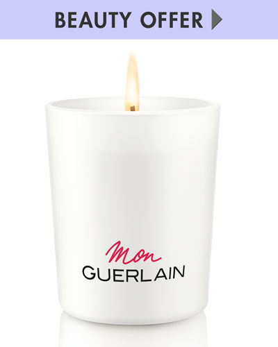 Yours with any $100 Guerlain purchase—Online only*
