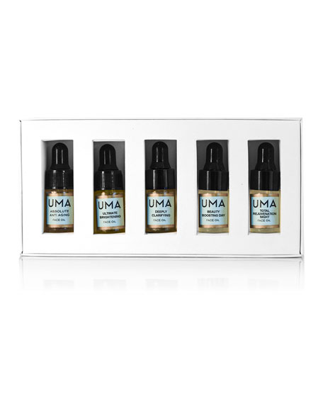 Face Oil Kit ($70.00 Value)