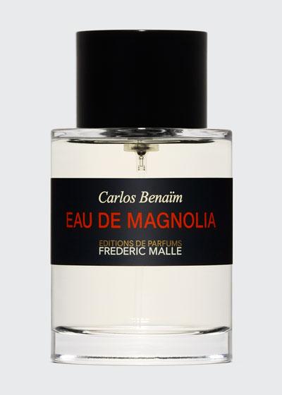 Eau de Magnolia Perfume  3.4 oz./ 100 mL