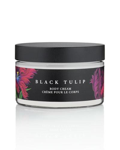 Black Tulip Body Cream  6.7 oz./ 200 mL