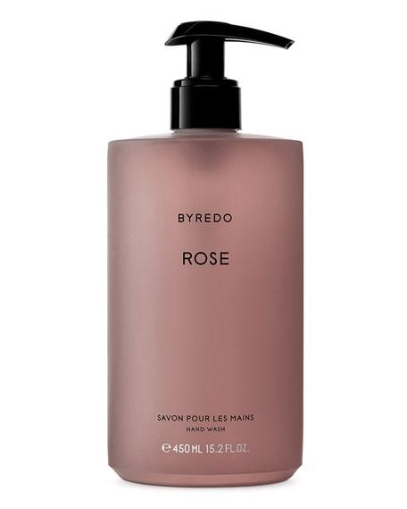 Rose Hand Wash, 15.2 oz./ 450 mL
