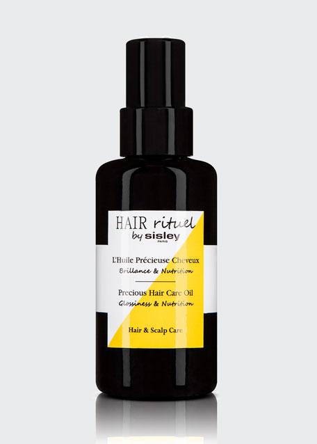 Precious Hair Care Oil – Glossiness and Nutrition, 3.3 oz./ 100 mL