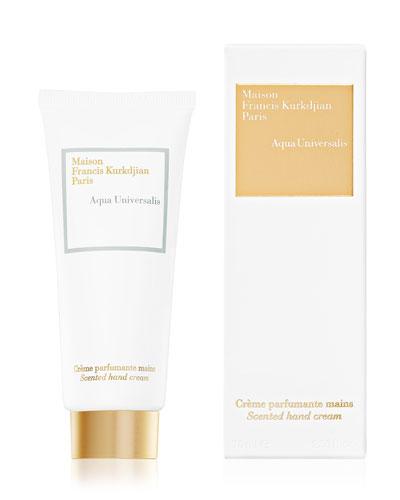 Aqua Universalis Scented Hand Cream  2.36 oz./ 70 mL