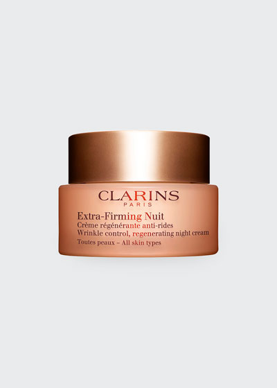 Extra-Firming Wrinkle Control Regenerating Night Cream - All Skin Types  1.6 oz./ 50 mL