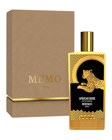 Memo Paris African Leather Rose Eau de Parfum,