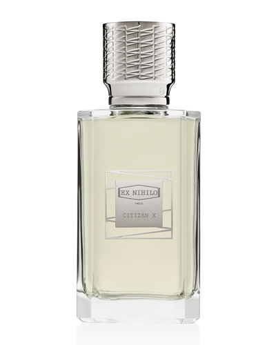 Citizen X, 3.4 oz./ 100 mL