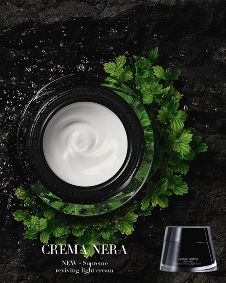 Crema Nera Extrema Supreme Cream, 1.7 oz./ 50 mL