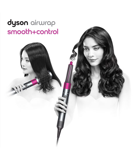 Airwrap™ Smooth + Control styler - for Frizz-Prone Hair