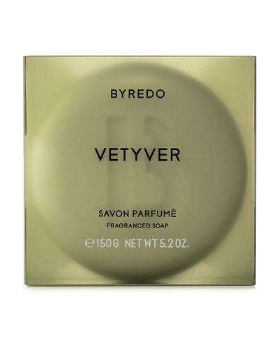 Vetyver Hand Fragranced Soap