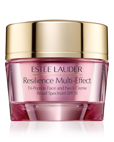 Resilience Multi-Effect Tripeptide Face and Neck Creme SPF 15  1.7 oz./ 50 mL