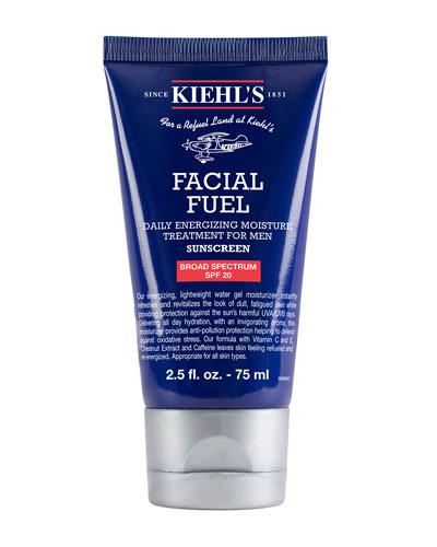 Facial Fuel Daily Energizing Moisture Treatment for Men SPF 20  2.5 oz./ 75 mL