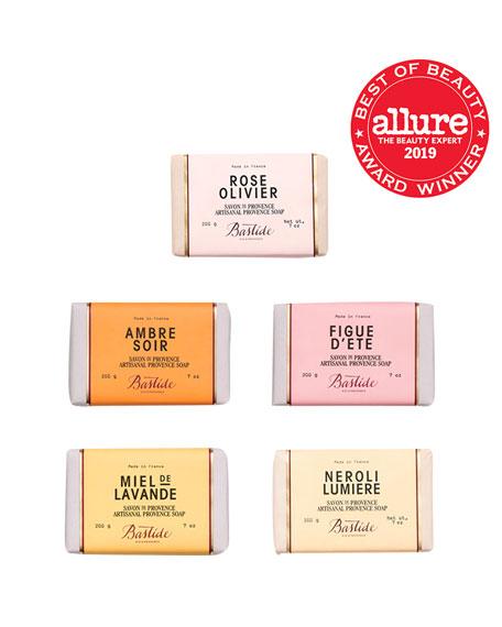 Rose Olivier Artisanal Provence Soap, 7 oz. /200 g