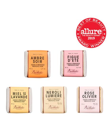 Neroli Lumiere Artisanal Provence Soap, 1.7 oz / 50 g