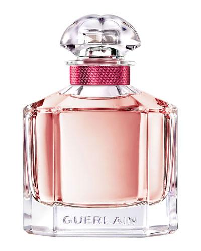 Mon Guerlain Bloom of Rose Eau de Toilette Spray  3.4 oz./ 100 mL