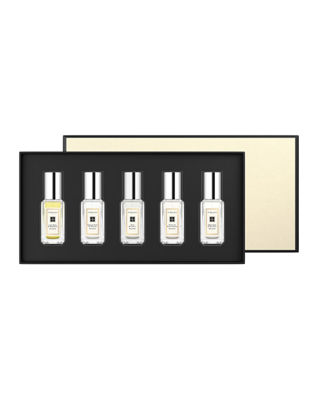 Men's Cologne Collection, 5 x 0.3 oz./ 9 mL