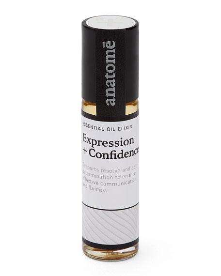 Expression & Confidence Essential Elixir Oil, 0.3 oz./ 10 mL