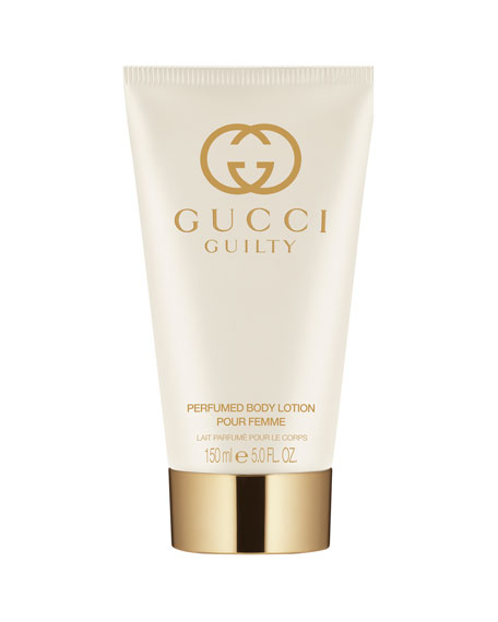 Gucci Guilty For Her Perfumed Body Lotion, 5 oz./ 150 mL