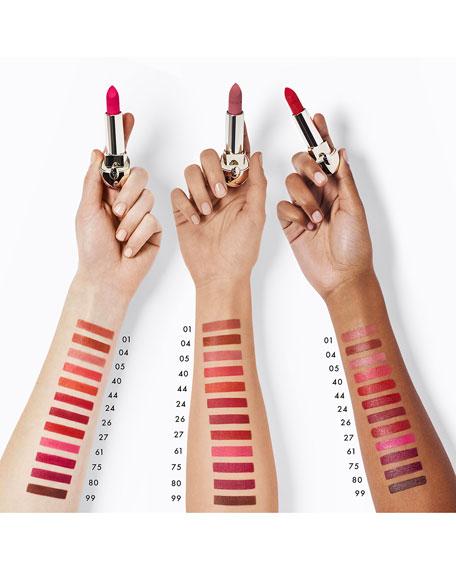 Rouge G Customizable Matte Lipstick