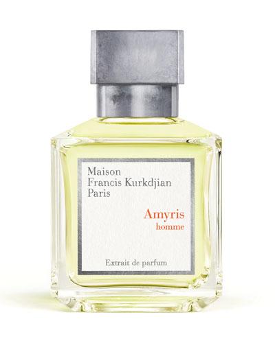 Amyris Homme Extrait de Parfum  2.4 oz./ 70 mL