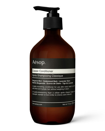 Classic Conditioner  16.9 oz./ 500 mL