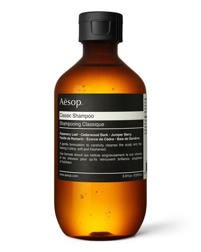 Classic Shampoo, 6.7 oz. /  200 mL